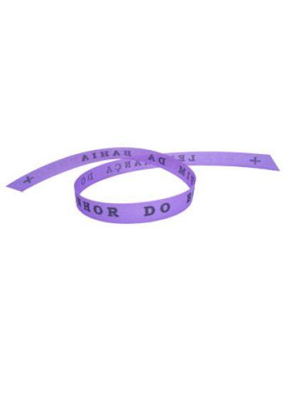 Armband - Senhor do Bonfim Roxo